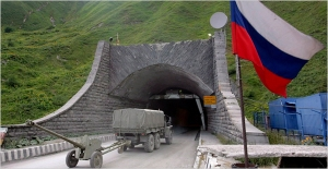 The Roki Tunnel_South Ossetia