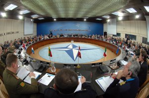 Meeting of NATO and Partner Chiefs of Defence - Opening of the 159th MC/CS Session