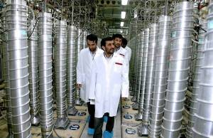 Iran in talks on nuclear program