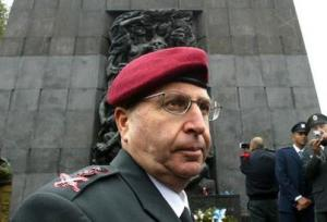 Moshe Yaalon, new chief of Israeli Ministry of Defence