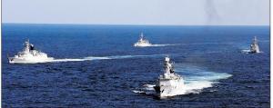 China Fleet