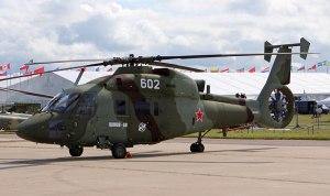 Russian Helicopter Kamov Ka-60